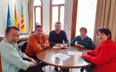 Comisariado de Juan Antonio Canales Hidalgo – El almendro de Losa